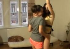 Seksīgā striptīza skolotāja